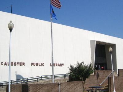 Mc Alester Library O K