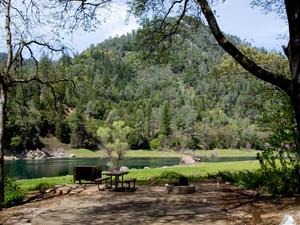 McCloud Bridge Campground
