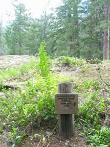 McGregor Mountain Trail