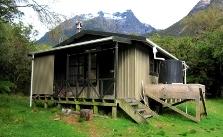 McKerrow Island Hut