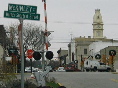 Mc Kinley  St Worlds Shortest