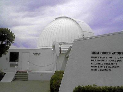 MDM McGraw-Hill Telescope