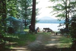 Meacham Lake Campground