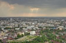Medan City - Sumatra - Indonesia