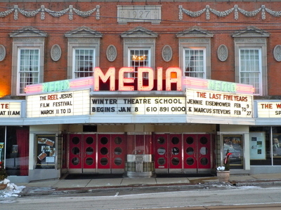 Media  P A  Theater