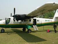 Meghauli Aeropuerto
