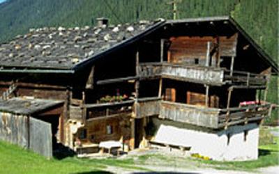 Mehlerhaus-Tux Austria