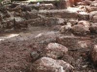 Melaka City Archaeological Excavation Site