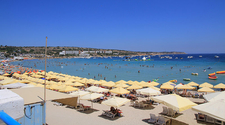 Mellieħa Bay Beach