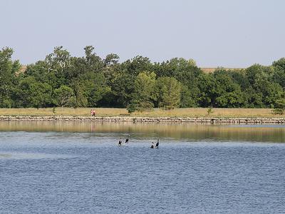 Melvern Dam