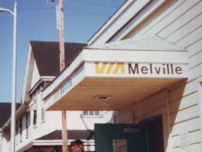 Via Railway Station Melville