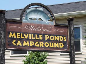 Melville Ponds Campground