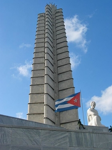 José Martí Memorial At Revolution Square