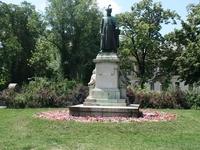 Memorial jardín