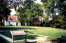 Memorial House At The Birthplace