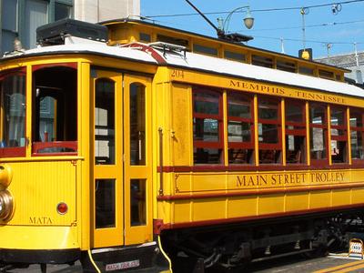 Memphis Downtown Trolley