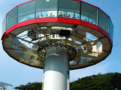 Menara Taming Sari - View