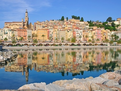 Menton - South Of France