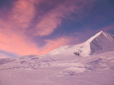 Mera Peak Sunrise - Nepal Himalayas