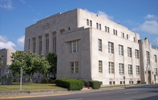 Mercer County Courthouse West Virginia