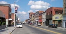 Mercer Street West Virginia Route 20 In Downtown Princeton