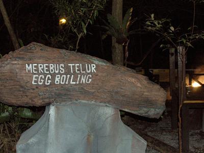 Merebus Telur Egg Boiling
