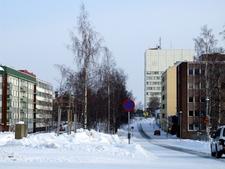 Meripuistokatu Street