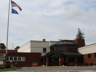 Merrill  Wisconsin  City  Hall
