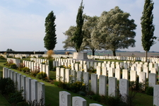 Messines Ridge British Cemetery