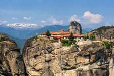 Meteora Monasteries - Trikala Region