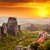 Meteora Roussanou Monastery - Greece