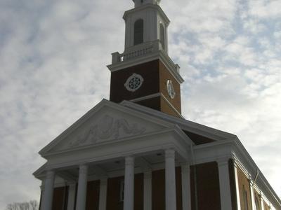 Methodist   Church   Meriden
