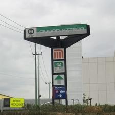 Metro Ciudad Azteca