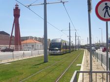 Metro Do Porto Na Pvarzim