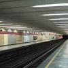 Metro Isabel La Catolica Platform