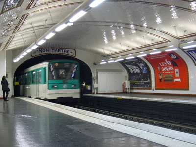 MF 67 Rolling Stock On Line 12