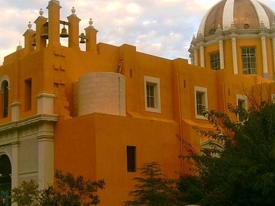 Church, Montemorelos, Nuevo Leon