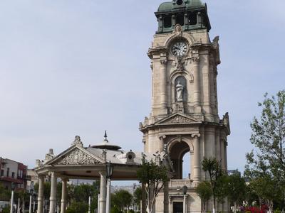 The Reloj Monumental