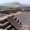 Mexico Sun Moon Pyramid