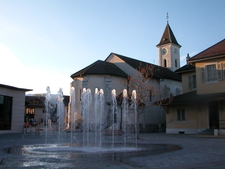 Village Square In Meyrin