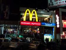 M G Road Mcdonalds