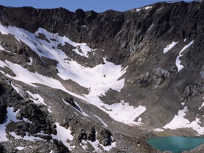 Mica Lake - Grand Tetons