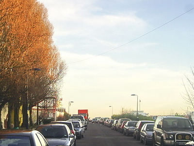 Micklegate  Road Felixstowe