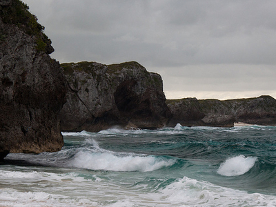 Middle Caicos Cliffs - Turks And Caicos Islands