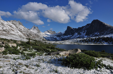 Middle Fork Cut Off Trailviews - Grand Tetons - Wyoming - USA