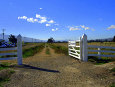 Middlemarch - The End Of The Otago Central Rail Trail