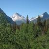 Middle Triple Peak
