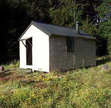 Mid Robinson Hut