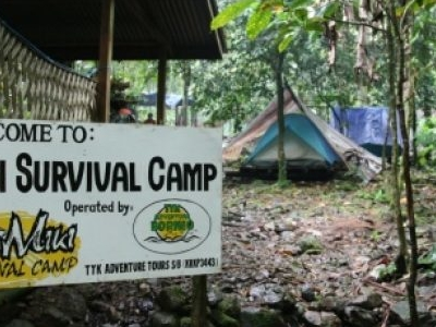 Miki Survival Camp - Sabah