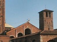 Basilica of San Ambrogio